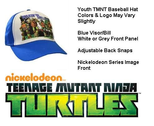 Teenage Mutant Ninja Turtles Youth Baseball Hat -