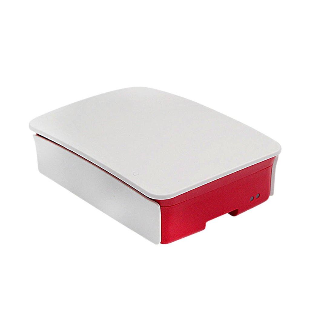 IPOTCH Estuche de Carcasa de ABS Placa Base para Raspberry...