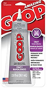 Amazing GOOP 190511 Craft Adhesive - 2.0 fl. oz.