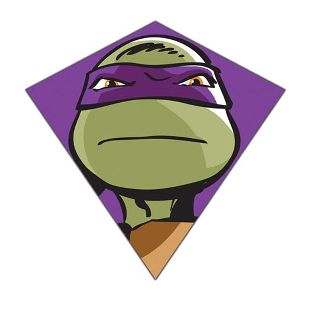 Tortuga Ninja Donatello. Los niños de la sola línea cometa ...