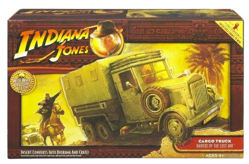 Hasbro Indiana Jones Raiders of The Lost Ark Cargo Truck