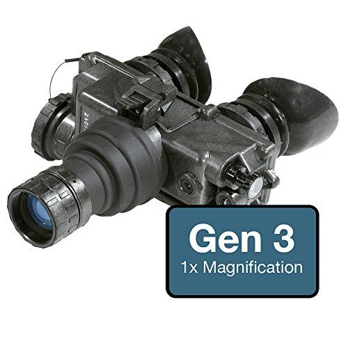 ATN Night Vision PVS7-3 Gen 3 Goggles, 64lp/mm Resolution, 4