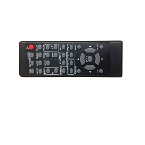 Replacement Remote Control for Hitachi CP-X268A