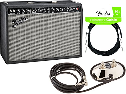 65 Deluxe Reverb Amp - 8