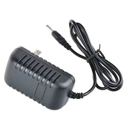 (Charger for Venturer PDV880 Portable DVD Player AC Adapter Power Supply Cord PSU)