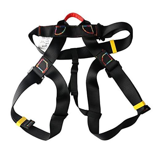 Climbing Harness, Outdoor Rescue Rock Climbing