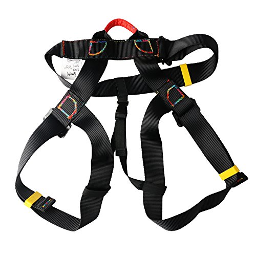 Climbing Harness, Outdoor Rescue Rock Climbing