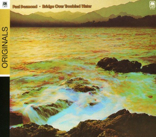 Paul Desmond - Bridge Over Troubled Water (Italy - Import)