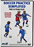 Best Dvd For 5 Year Olds - Soccer Practice Simplified For 5-9 Year Olds Review