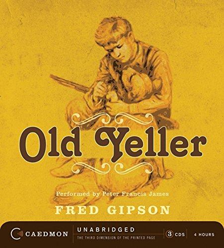Old Yeller CD