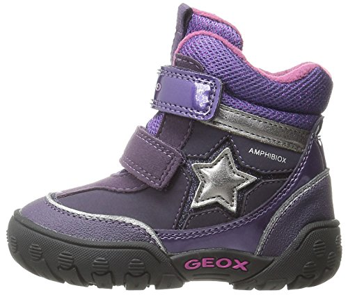 Pictures of Geox B Gulp Girl ABX 2 Boot ( Prune 7 M US Toddler 5
