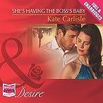 She's Having the Boss's Baby | Kate Carlisle