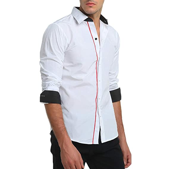 Ropa de hombre, BaZhaHei, camisetas de hombre, camisas de hombre, polo de