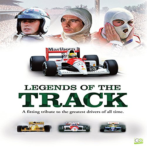 Price comparison product image Legends of the Track: A Fitting Tribute to the Greatest Drivers of All Time
