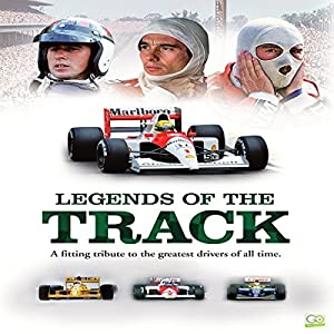 Legends of the Track Audiobook