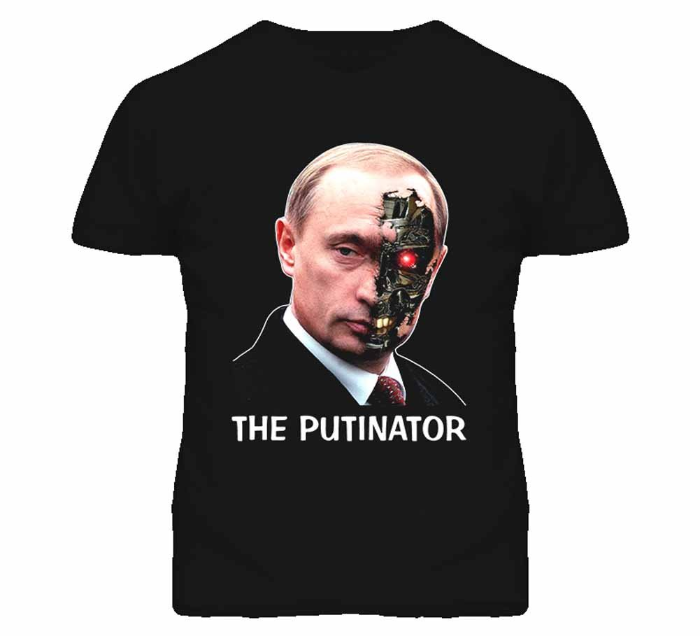 Tshirt Bandits S Vladimir Putin Terminator T Shirt