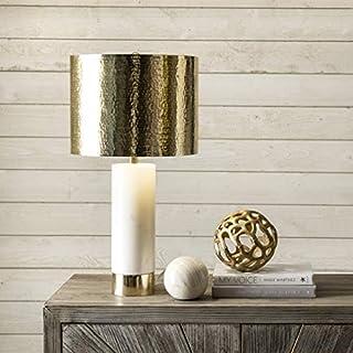 "nuLOOM Home SAT05AA Castellano Table Lamp, 23"" Height, Brass"