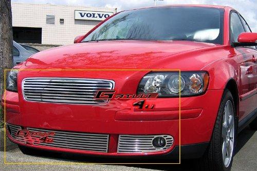 APS Fits 05-07 Volvo S40/05-06 V50 Perimeter Billet Grille Combo #V97873A
