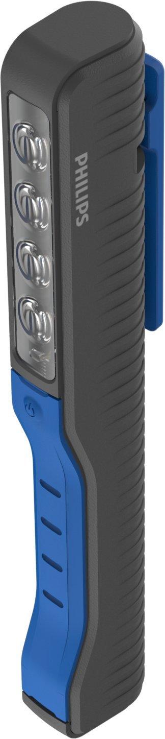 Philips lpl42 x 1 LED Lampe de travail pen20 avec batterie LPL42X1