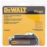 DEWALT 20V MAX Battery, Compact 1.5Ah