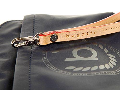 Bugatti Pochette Pochette Lido Lido Femme Femme Bugatti Nylon qrSq7PC