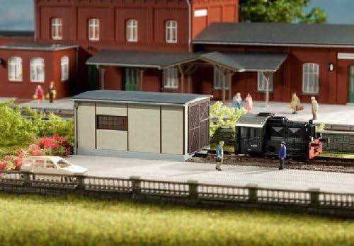 Auhagen 11429 Cochera de Locomotora para modelismo