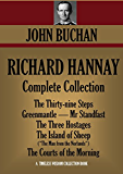 """Richard Hannay Complete Collection (6 Novels). The Thirty-nine Steps, Greenmantle, Mr Standfast, The Three Hostages, The Island of Sheep (""""The Man from ... (Timeless Wisdom Collection Book 1235)"""