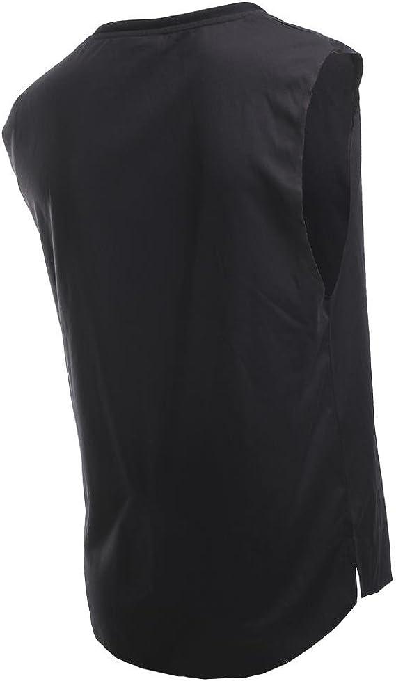 BOXEUR DES RUES Bxt-3067t Camiseta con Cuello Redondo y Corte Vivo ...