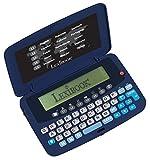 Lexibook 15-Language Translator, Integrated euro converter, Battery, Purple/Black, NTL1570