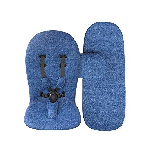 Starter Pack Flair Kobi y Xari Denim azul Mima: Amazon.es: Bebé