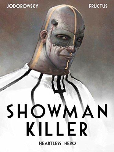 Image of SHOWMAN KILLER: HEARTLESS HERO