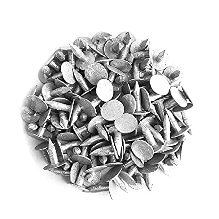 GALVANISED Roofing Felt Clout Nails 13 MM (Pack of 250) - Cheapest in UK!: Amazon.co.uk: DIY & Tools