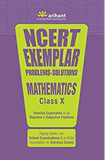 Buy MATHEMATICS EXEMPLAR CLASS X Book Online at Low Prices in India
