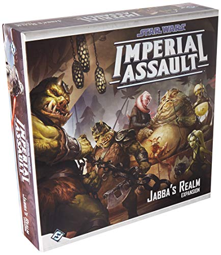 Star Wars: Imperial Assault - Imperial Assault Jabba's Realm ()