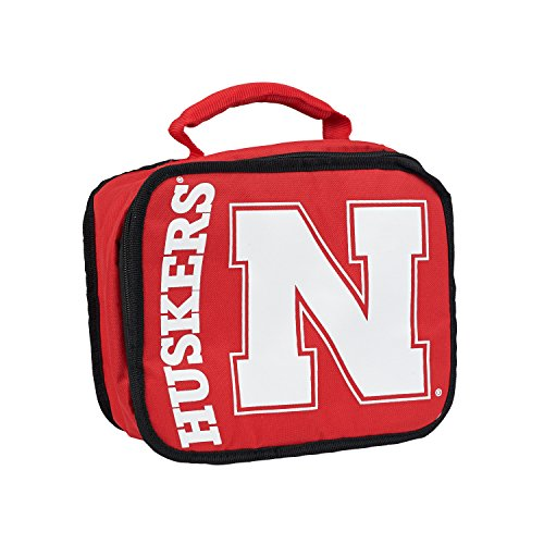 Officially Licensed NCAA Nebraska Cornhuskers Sacked Lunch Cooler