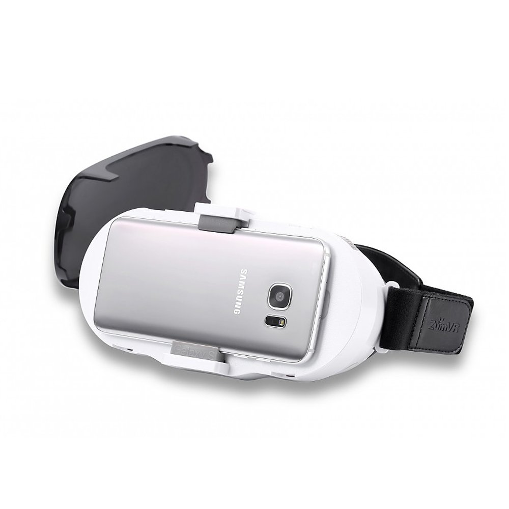 Zum VR 3D VR Glasses Virtual Reality Headset for Smartphones by Karen Deals