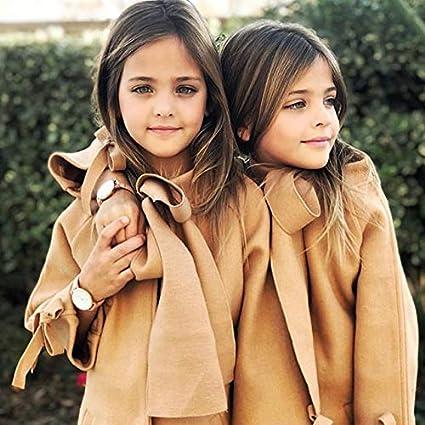 Wool baby girl coat with beret Girls coat Kids \u0421oat Handmade Made to Order