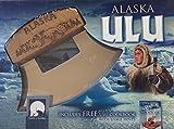 Alaska Ulu Knife Birch Walking Bear