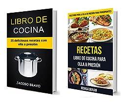 Amazon.com: Libro de cocina: Libro de Cocina para Olla a ...