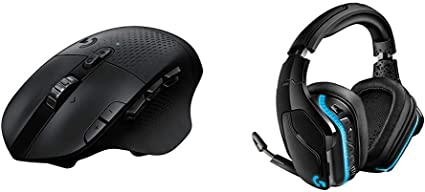 casque sans fil gaming logitech g935