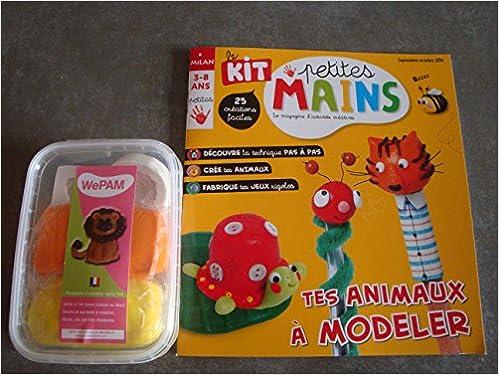 Kindle e-books gratuitement: Le KIT MODELAGE avec WEPAM + magazine petites MAINS Septembre-Octobre 2014 !! CHM B00PEQFK2I