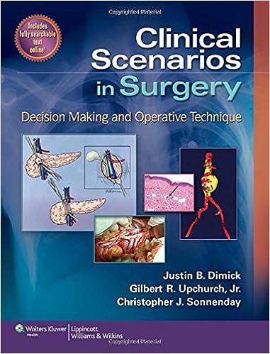 clinical decision making in nursing scenarios