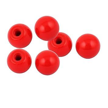 mit Innengewinde oder Bohrung 2 Griffe//Kugelknöpfe Durchmesser 40mm