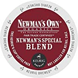 Newman's Own Special Blend Coffee, Medium Roast Coffee K-Cup...