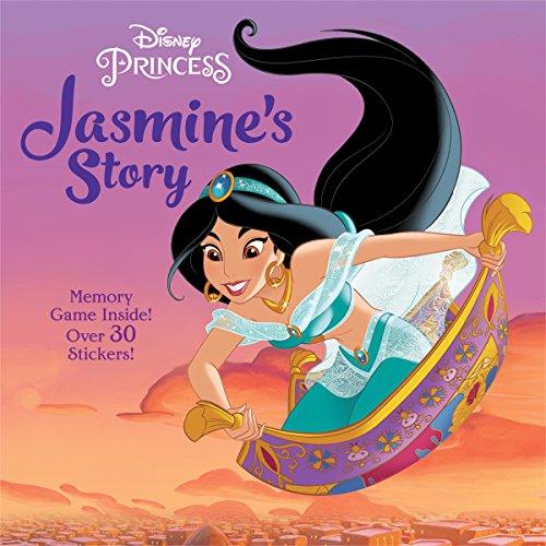 Jasmine's Story (Disney Aladdin)
