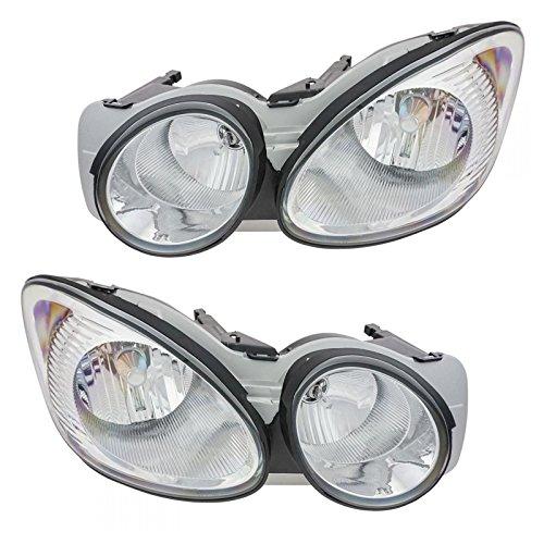 05 06 Headlight Rh Headlamp - 4