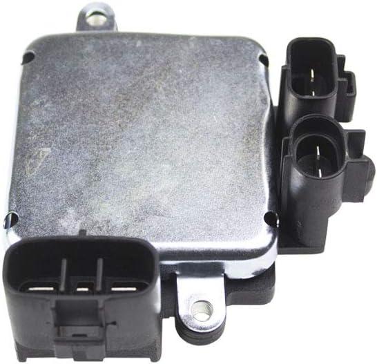 higherbro Blower Motor Resistor for Toyota Camry Venza Highlander Avalon GS300 GS350 GS430