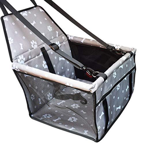 Enerhu Portable Pet Storage Pet Booster Seats Folding Pet Seats #3: Amazon.co.uk: Pet Supplies
