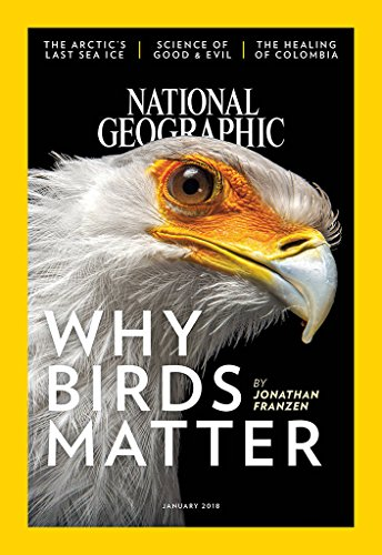 Magazines : National Geographic Magazine.