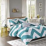 Mi-Zone Libra Comforter Set, Twin/ Twin X-Large, Blue